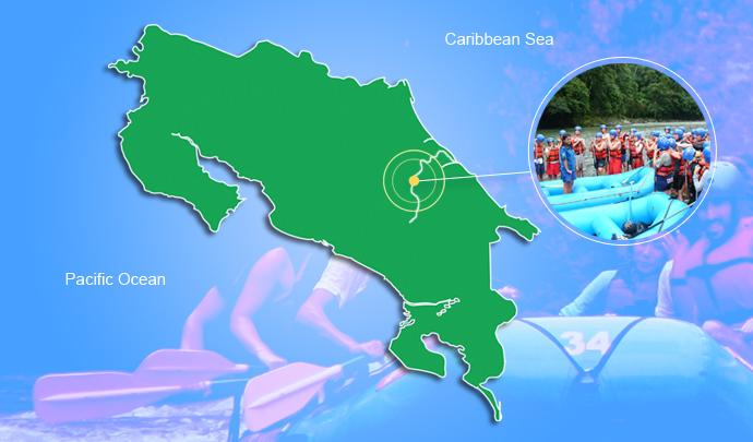 Pacuare 1-day trip - Exploradores Outdoors Costa Rica