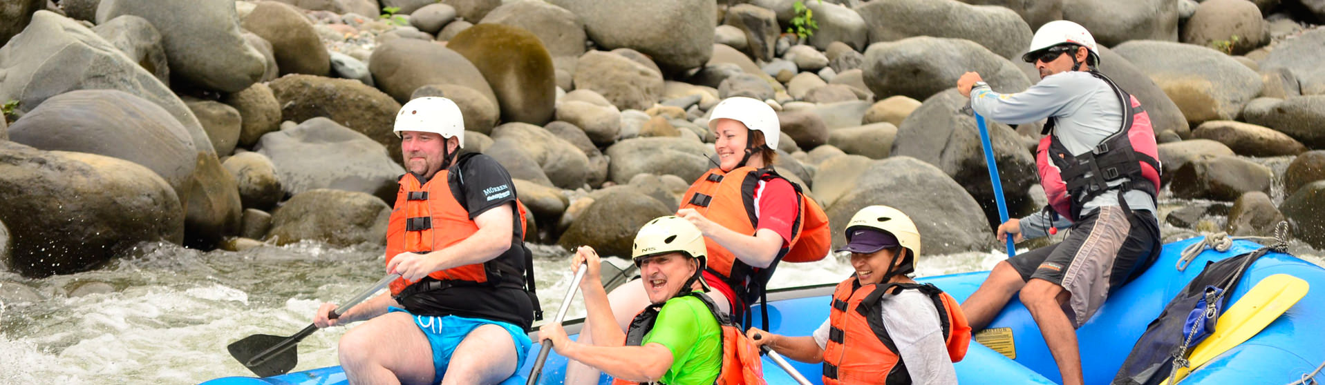 Rafting from Arenal 1 Day