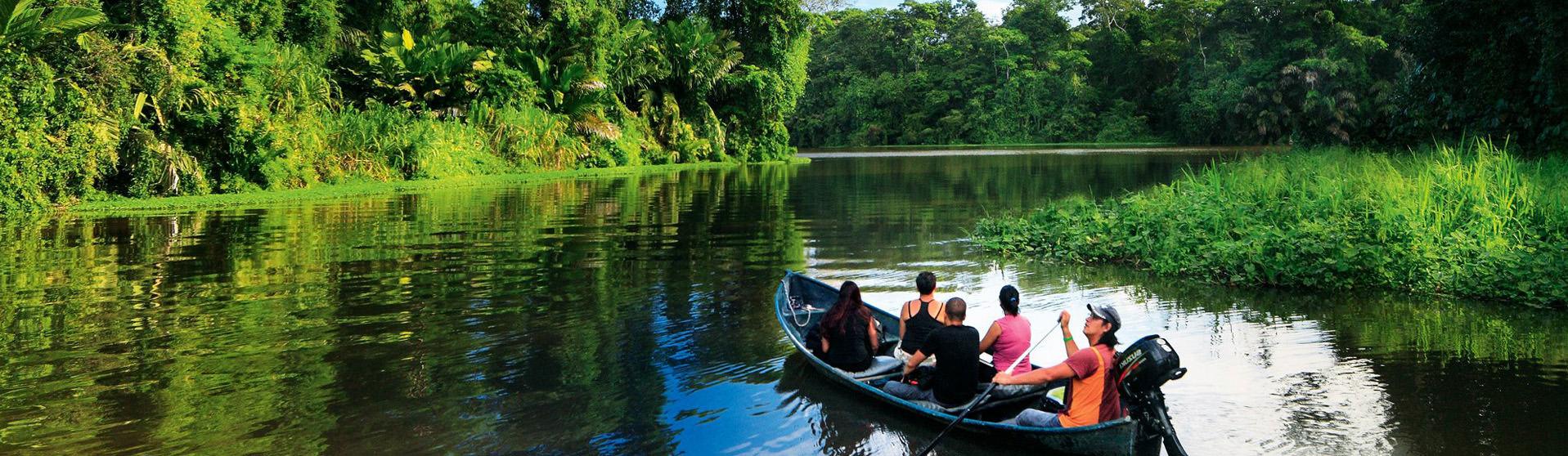 4-DAY TORTUGUERO + PACUARE OVERNIGHT
